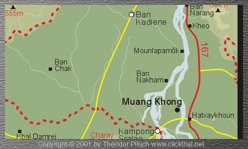 Copyright ClickThai Map